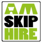A&M Skip Hire, Logo, Holmes Chapel, Junction 18