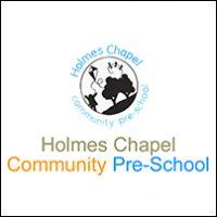 Holmes Chapel Community Pre School Logo
