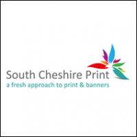 South Cheshire Print Holmes Chapel Logo