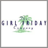 The Girl Friday Company, Logo, Holmes Chapel, Junction 18